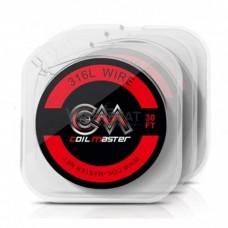 Coil Master 316 L Wire 22GA
