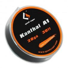 Geek vape Kanthal A1 28GA