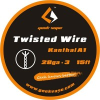 Geek vape Twisted Wire Kanthal A1
