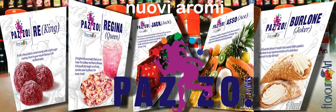 flavor pazzo flavourart