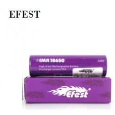 EFEST Batteria IMR 18650
