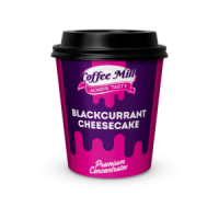 Aroma Coffee Mill Blackcurrant Cheesecake