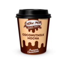 Aroma Coffee Mill Coconutmilk Mocha