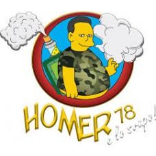 FELPA Cappuccio Homer78elosvapo